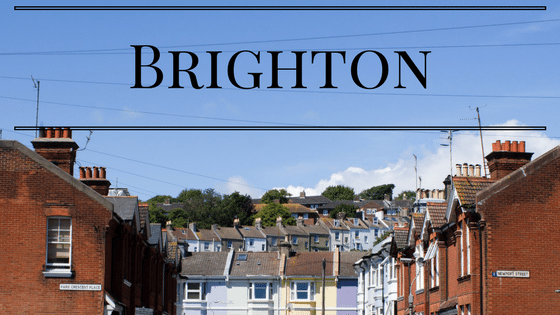 Brighton Vegan Guide