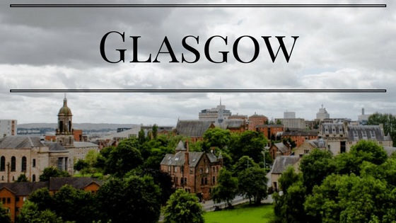 Glasgow Vegan Guide