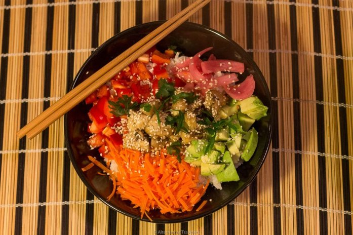 Eco-Friendly Travel Accessories: Chopsticks