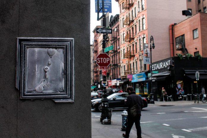 Street Art in the Lower East Side   AlternativeTravelers.com
