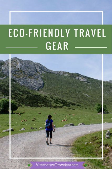 Trying to make your travels more sustainable? Start with packing some eco-friendly travel gear for reducing your waste while on the go and supporting companies with ethical business practices. Click to see what's on our list of eco-friendly travel gear! #SustainableTravel #EcoTravel #ResponsibleTravel