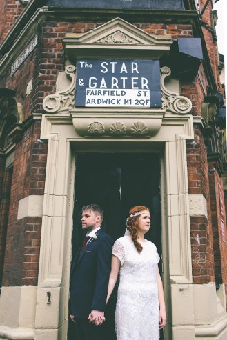 Alternative Weddings Manchester Stefanie Fetterman Hope Mill Theatre Emma Boileau (36)