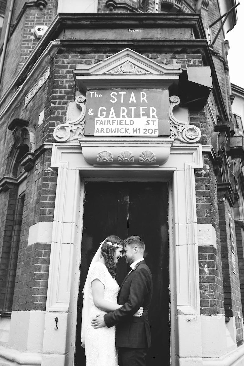 Alternative Weddings Manchester Stefanie Fetterman Hope Mill Theatre Emma Boileau (37)