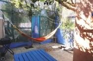 Casa Cabanita patio
