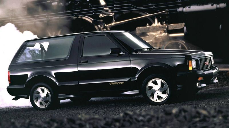 GMC Typhoon, fot. GM Media