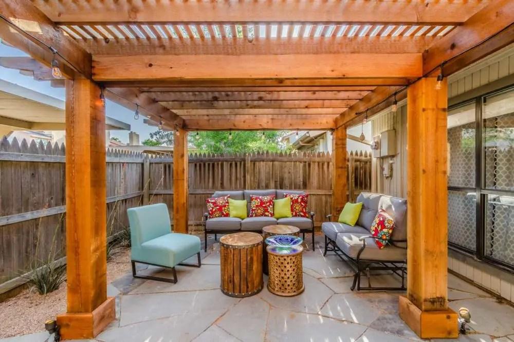award winning outdoor living design