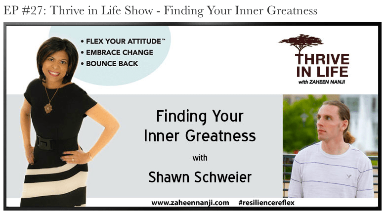 Thrive in Life Podcast