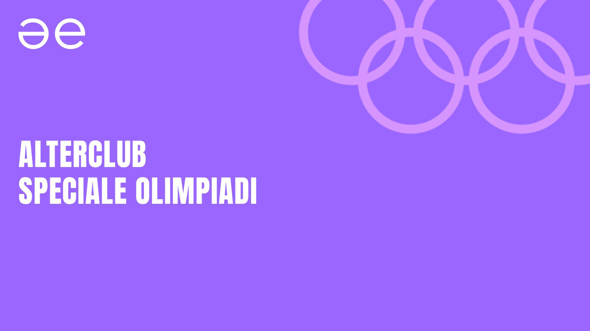 copertina alterclub olimpiadi