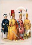 Bach Tchohadar, Silihtar Aga, Peik, Solak. Osmanisches Reich