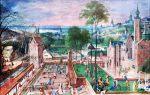 Renaissancegarten. Der Lustgarten der Renaissance.