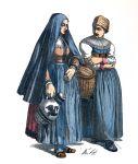 Bürgerliche Frauenkleidung aus Dülmen im 17. Jahrhundert.