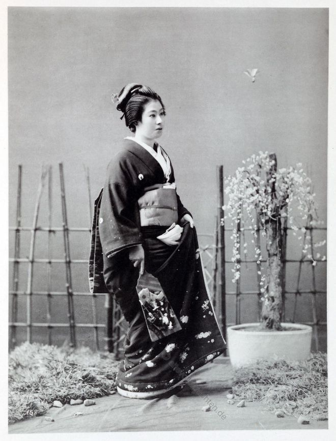 Kazuma Ogawa, Fotograf, Japan, Fotografie, Federballspiel, Kimono