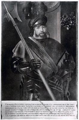 Frundsberg, Soldat, Rüstung, Landsknecht, Renaissance, Fronsberg, Freundsberg,