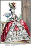 Grande Robe à la Française, 1778.