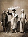 Aïwas und Bourgeoisie von Konstantinopel um 1873