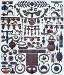Griechisch,-römisch,- etruskische Goldschmiede und Juwelierkunst.