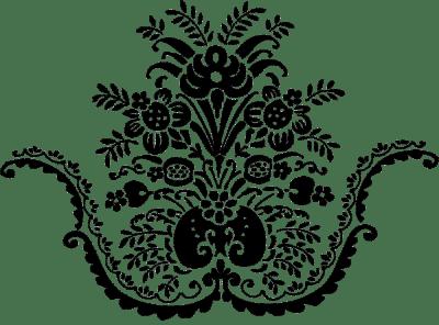 Illustration, Ornament