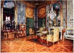 Das Boudoir der Marie Antoinette Frankreich 18. Jh.