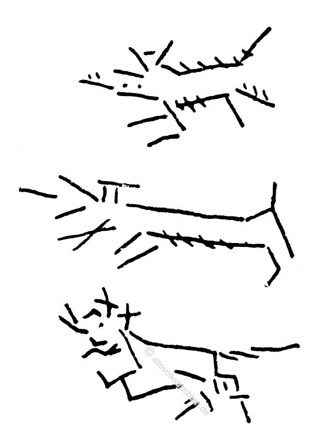 Meisterzeichen, Klingenschmiede, Waffenschmiede, Passauer, Wolfszeichen,