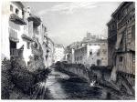 Granada. Schauplatz der Ballade von der Eroberung von Alhama.