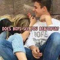 Does Boys see you Beautiful?