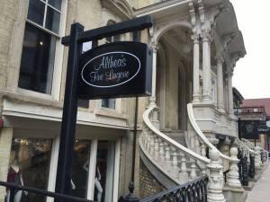 althea's fine lingerie
