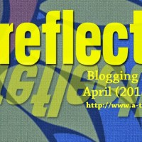 A to Z Blog Challenge - Reflections