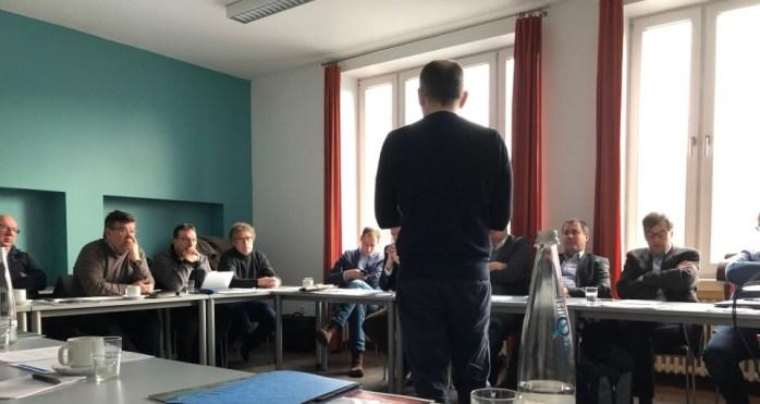 BAV Fachtagung fuer Brandschutz