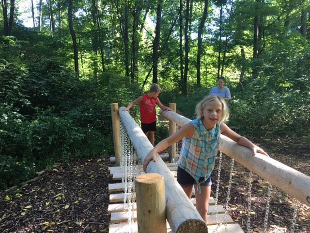 childrens forrest bridge
