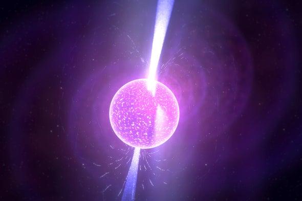 اكتشاف أكبر نجم نيوتروني (أو أصغر ثقب أسود) حتى الآن في اصطدام كوني غريب