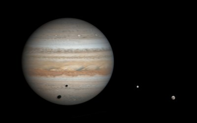 Study Suggests Jupiter Could Have 600 Moons!