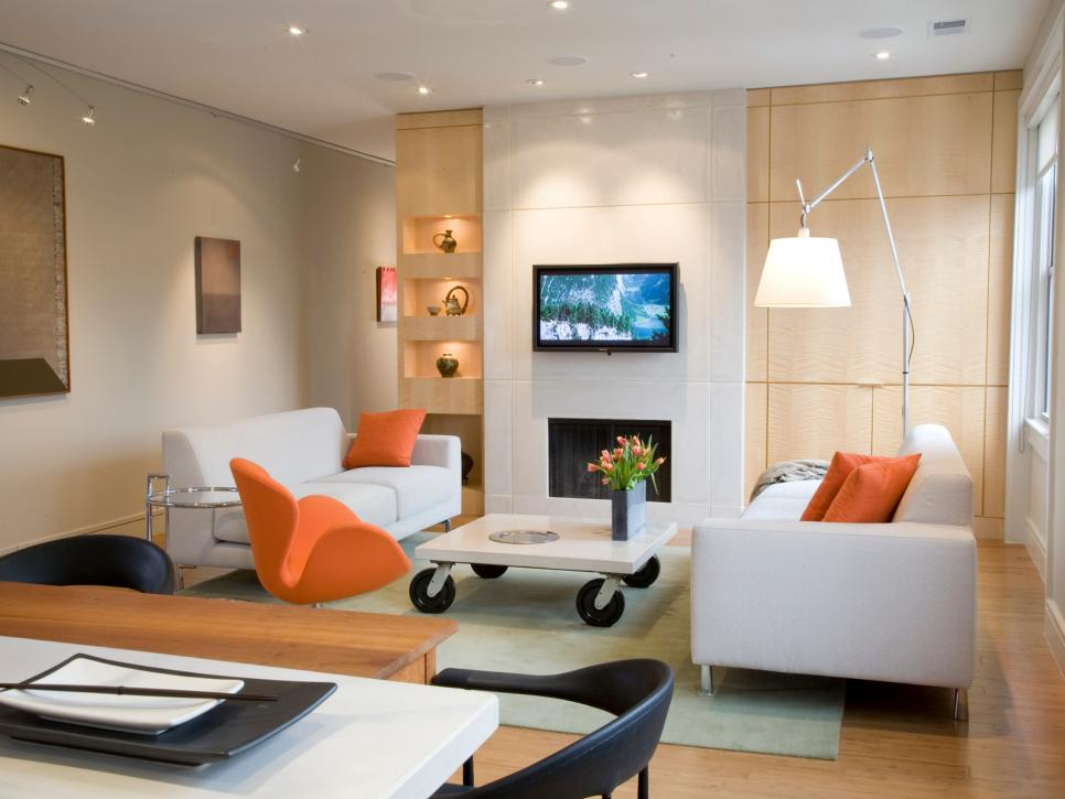 living room lighting options that could