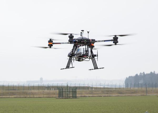 ATLAS heavy lift UAV