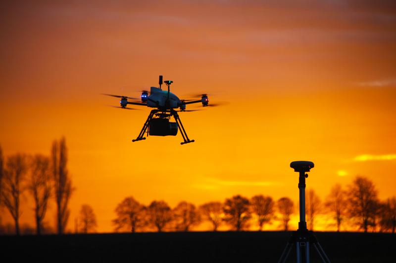 Aerial Lidar On UAV 1 - drones