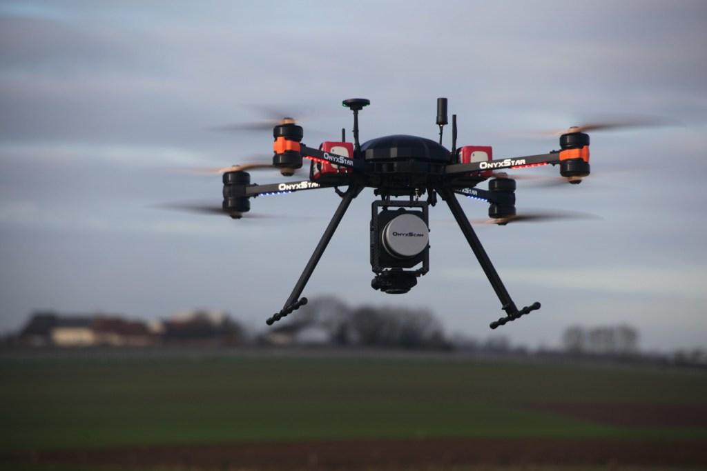 FOX C8 XT OnyxScan 1b - drones