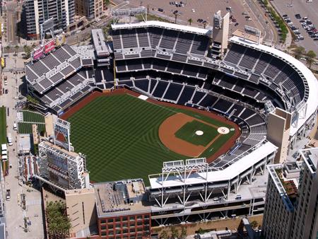 Stadium: inspection and security surveillance