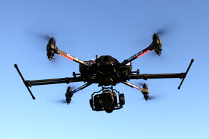 OnyxStar FOX C8 HD Multirotor drone2 - Aerial photography and filming for cinema & television