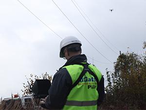Prestations aériennes par drone