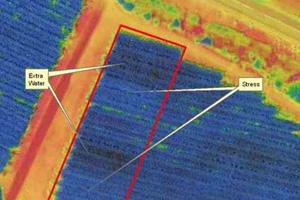 agriculture assistee par drone culture recolte selective - La technologie des drones au service de l'agriculture
