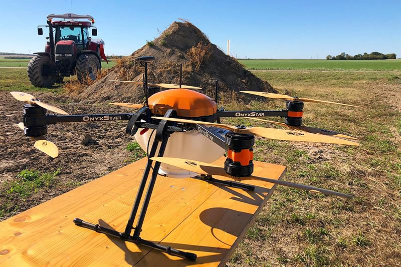 agriculture drone uav 1 - UAV solutions