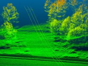 altigator drone uav lidar airborne scanning surveying point cloud - XENA