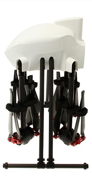 altigator drone uav onyxstar xena foldable octorotor compact multivalent - XENA