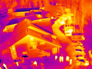altigator drone uav thermography aerial thermal flir optris thermographic - FOX