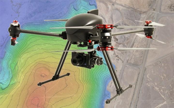 Les logiciels de post-traitement pour la photogrammétrie aérienne par drone et les systèmes d'information géographique (SIG)