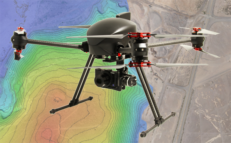 altigator drone uav xena geo geomatics photogrammetry gis 3d models surveying 2 - Complete solutions