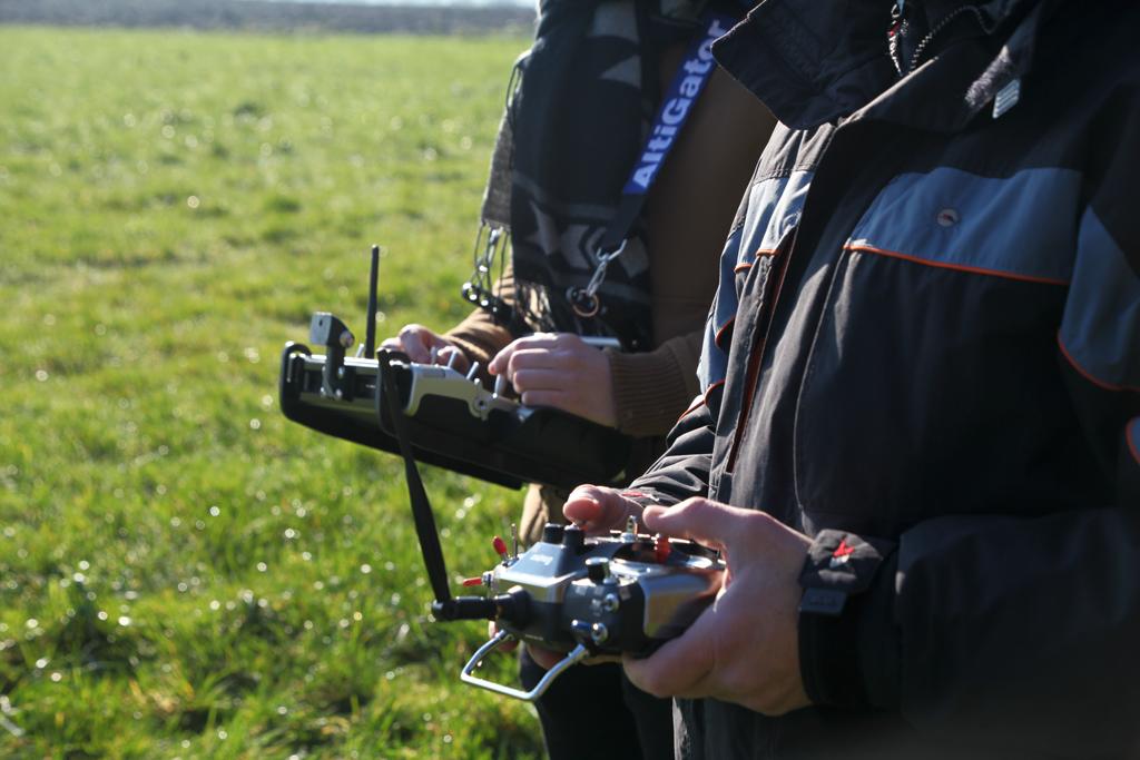 altigator onyxstar alg eos dual command drone pilot traning - EOS