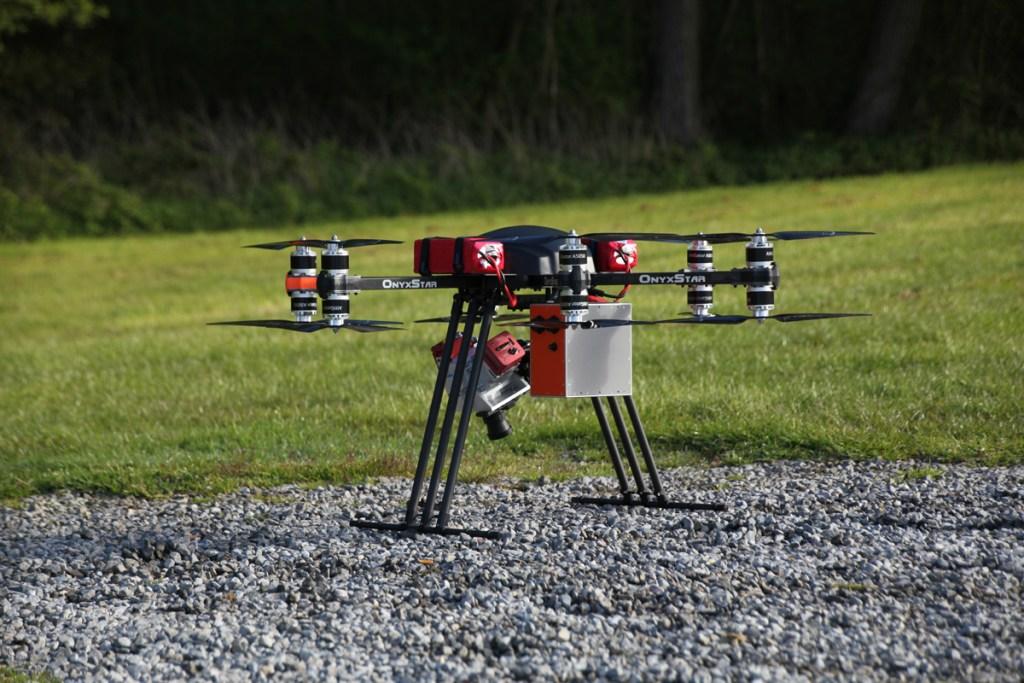 altigator onyxstar hydra drone specim aisakestrel heavy camera - HYDRA