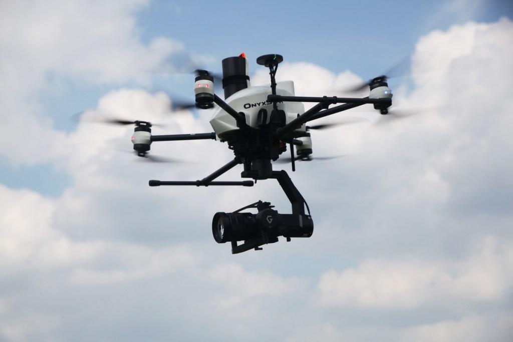 altigator onyxstar xena drone aerial filming prise de vue aerienne - XENA