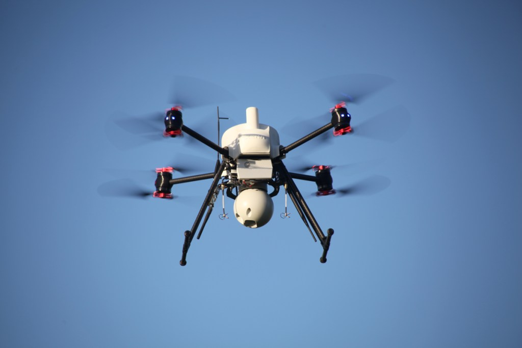 altigator onyxstar xena drone safety surveillance security - XENA