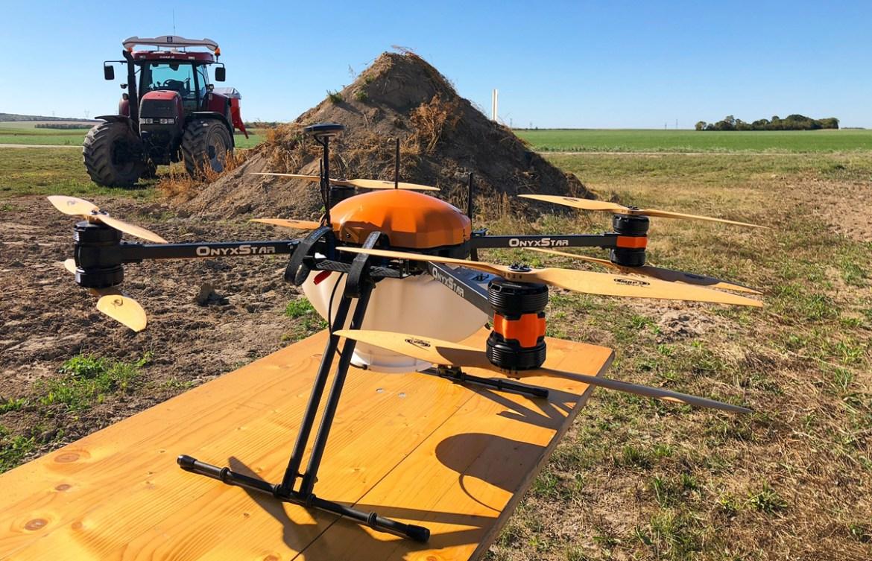 drone pour agriculture drone FOX C8 HL  - FOX